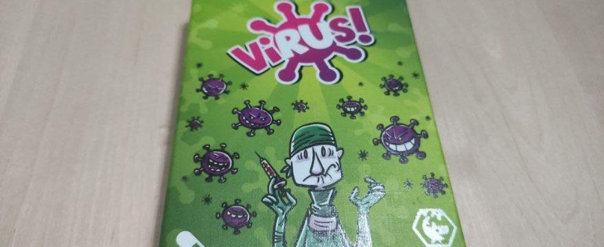 Virus, juego de mesa